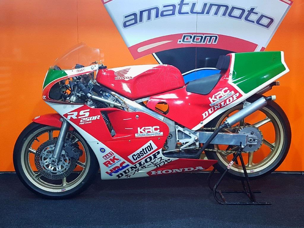 Honda RS250 NF5 Amatumoto Grand Prix Motorbikes