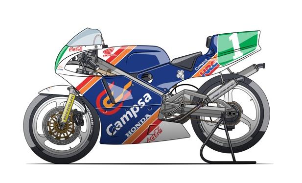 HONDA RS250 NF5 Archives Amatumoto Grand Prix Motorbikes